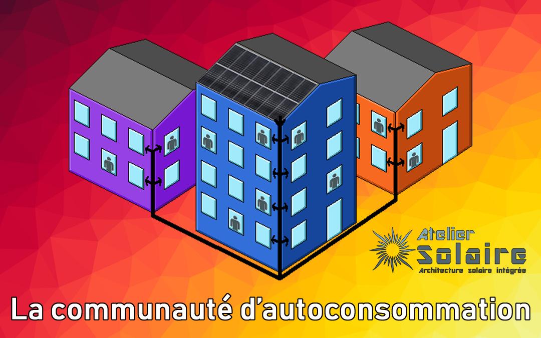 Miniature de la news sur la communauté d'autoconsommation