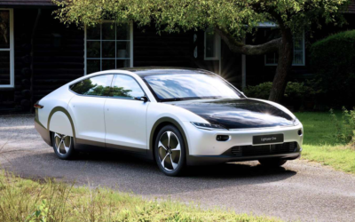 Lightyear One : la voiture électrique qui se recharge au solaire